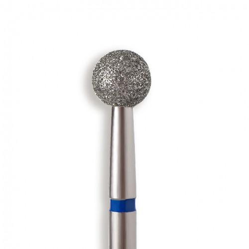 Бор алмазный 104 001 524 050 шар (Владмива) для маникюра и педикюра в Тольятти