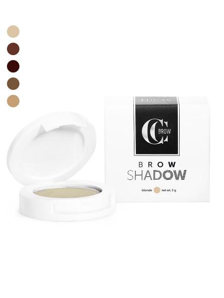Тени для бровей Brow Shadow, CC Brow, blonde